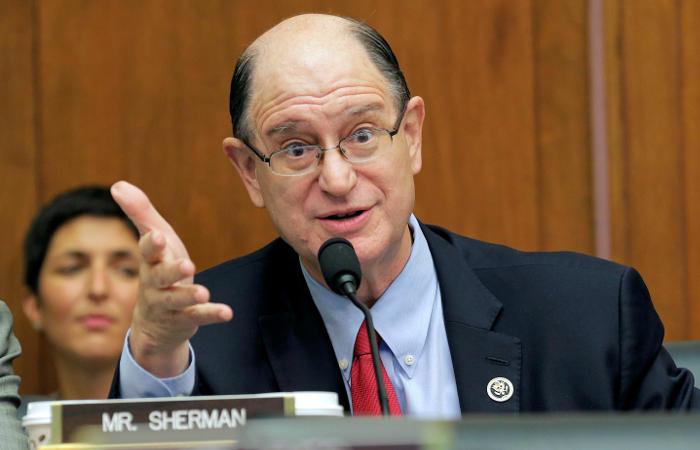 Палата конгресса США одобрила антироссийские санкции в военном бюджете
