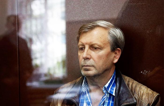 Замглавы Пенсионного фонда России арестован по делу о взятке