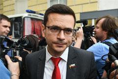 Илья Яшин снят с выборов в Мосгордуму