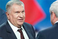 Сечин попросил у Путина 2,6 трлн рублей налоговых льгот для Арктики