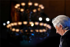 Кристин Лагард ушла с поста главы МВФ