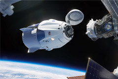 """""""Роскосмос"""" засомневался в безопасности кораблей производства Boeing и SpaceX"""