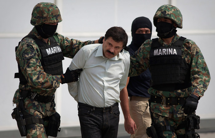 Мексиканский наркобарон Эль Чапо приговорен в США к пожизненному сроку