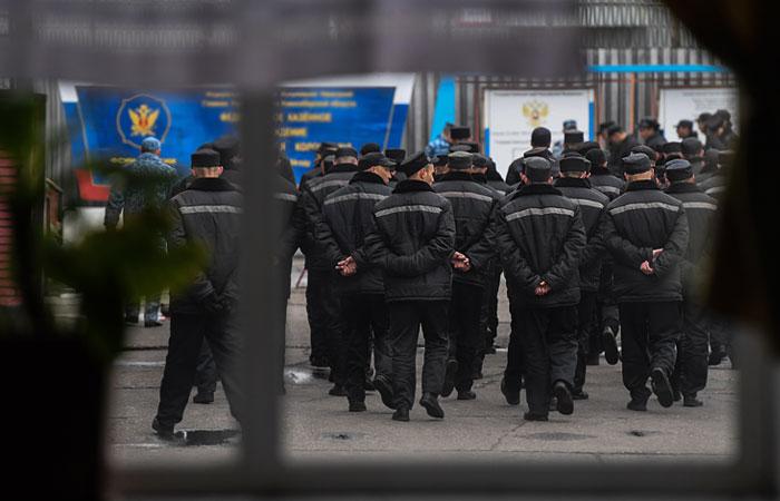 """""""Новая газета"""" опубликовала новое видео с пытками в ярославской колонии"""