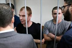 Суд в Москве на три месяца продлил арест всем 24 украинским морякам