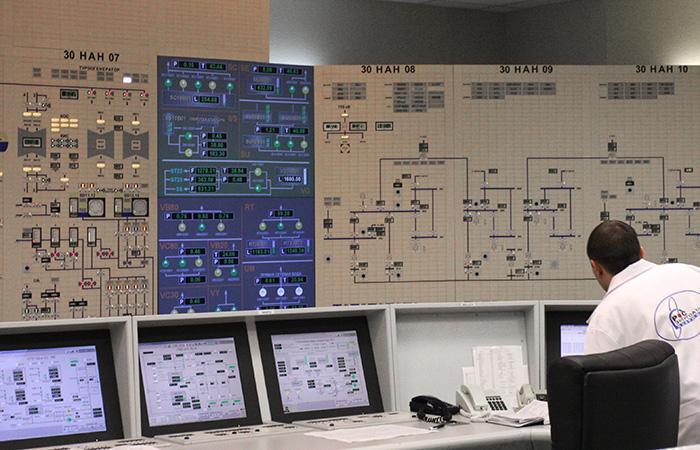 На Калининской АЭС отключились три из четырех энергоблоков