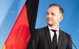 """Хайко Маас: Берлин хочет поскорее провести """"нормандскую четверку"""" на политическом уровне"""