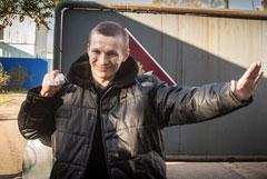 Арестован избитый в ярославской колонии Евгений Макаров