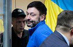 Суд в Киеве продлил арест Кирилла Вышинского до 19 сентября