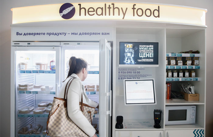 Число отравившихся едой из автоматов Healthy food в Москве достигло 75 человек