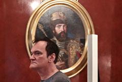 Владимир Мединский показал Квентину Тарантино Кремль