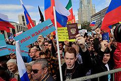 В Мосгоризбиркоме призвали оппозиционеров лучше готовиться к выборам