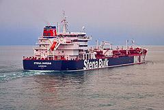 Дипломаты пока не смогли связаться с россиянами на задержанном Ираном танкере
