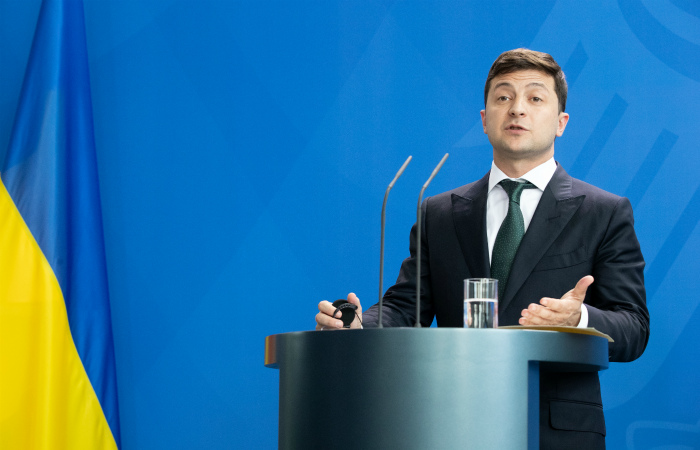 Зеленский заявил, что видит премьером Украины экономиста без политического прошлого