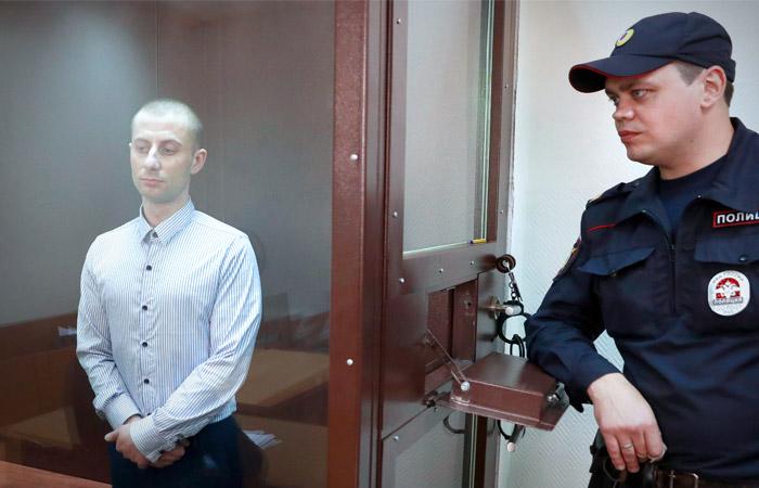 Укравший картину Куинджи из Третьяковки выплатил 13 тыс. руб. за ее реставрацию