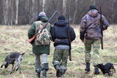 """""""Коммерсантъ"""" узнал об ужесточении процедуры получения охотничьего билета"""