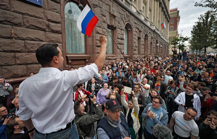 Независимые кандидаты в Мосгордуму решили всю неделю пикетировать мэрию