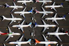 Boeing сообщил о квартальном убытке из-за списаний и приостановки полетов 737 MAX