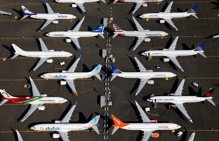 ВBoeing сказали обубытках из-за приостановки полетов 737 MAX