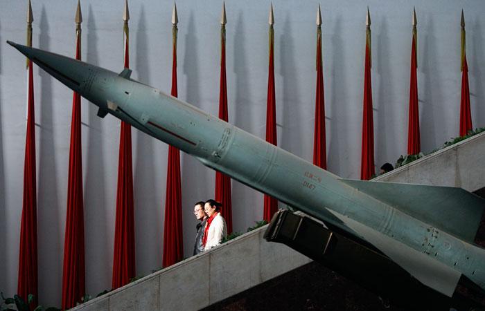 Китай отказался от ядерной гонки и допустил силовое объединение с Тайванем