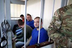 В Киеве объявили о скором возвращении украинских моряков из России