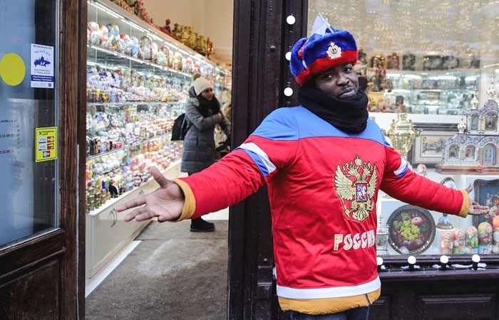 За год туристы потратили в Москве рекордные 864 млрд рублей