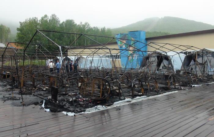 МЧС срочно разработает правила безопасности в детских лагерях