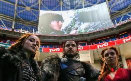 Россияне назвали самые популярные иностранные сериалы