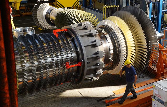 В РФ снизили участие иностранных компаний впроизводстве газовых турбин