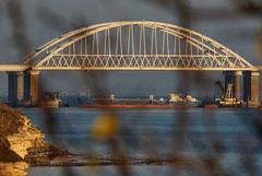 Украина задержала российский танкер за участие в Керченском конфликте