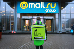 "Сбербанк и Mail.ru создадут совместное предприятие на базе Delivery Club и ""Ситимобила"""