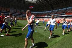 Россия опустилась на 46-е место в рейтинге ФИФА