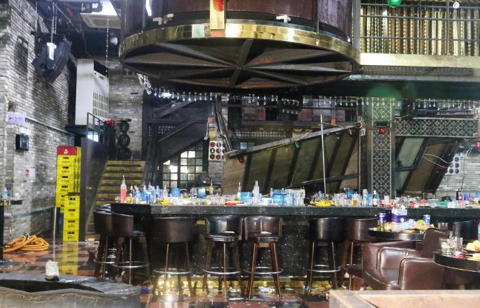 Два человека погибли в Южной Корее при обрушении в ночном клубе
