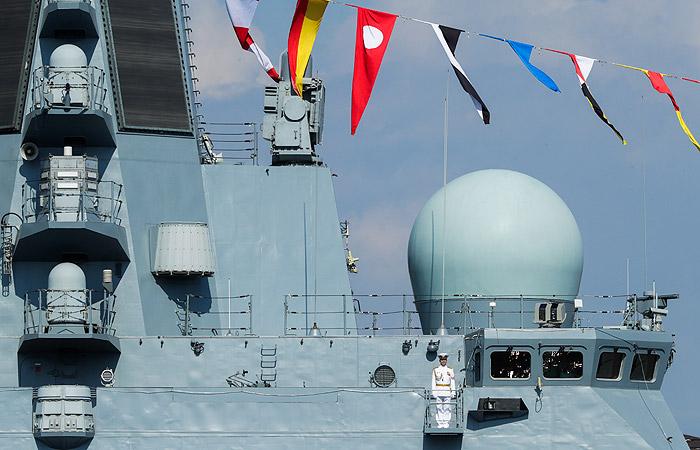 ВМФ России в этом году получит 15 кораблей и катеров