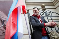 Илья Яшин получил десять суток ареста за акцию 27 июля
