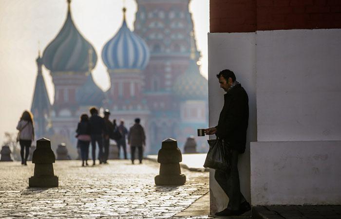 Каждый четвертый россиянин заметил ухудшение материального положения