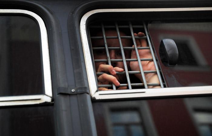 Московские суды назначили аресты шести десяткам участников акции 27 июля