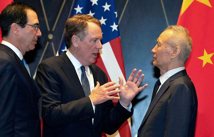 Торговые переговоры между КНР и США в Шанхае завершились раньше срока