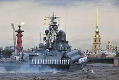 Две трети россиян назвали ВМФ России сильнейшим флотом