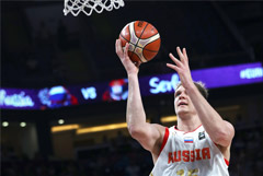 "Чемпион НБА Мозгов перешел в ""Химки"""