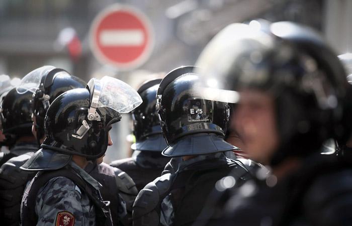 В деле о массовых беспорядках в Москве 27 июля появился первый задержанный