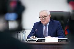 Сергей Рябков: в ответных шагах РФ на размещение американских ракет все опции на столе