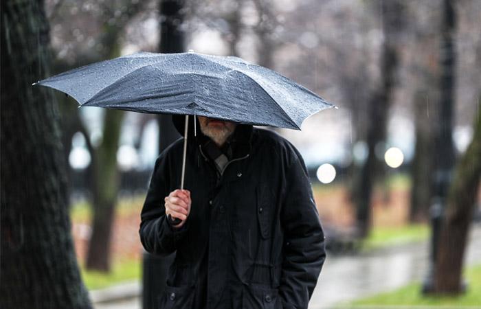 Прошедший июль стал самым холодным в Москве за текущее столетие