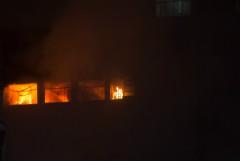 Источник сообщил, что пожар в центре Москвы может охватить до 10 тыс. кв. м