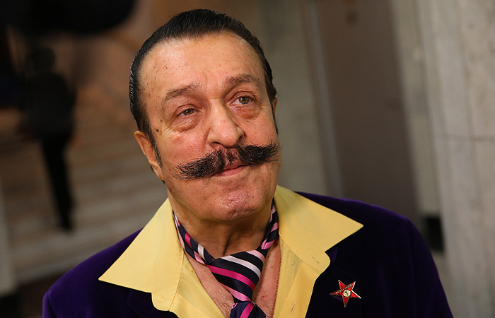 Скончался певец Вилли Токарев