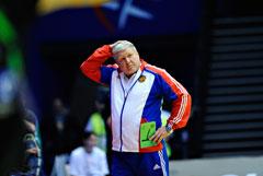 Трефилов покинул пост главного тренера женской сборной РФ по гандболу