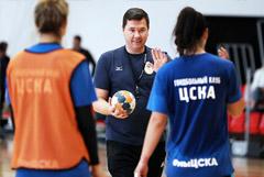 Ян Лесли: создание женского гандбольного ЦСКА будет на пользу сборной России