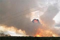 Красноярский губернатор сообщил о свидетелях гибели пропавшего после взрывов под Ачинском