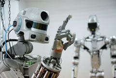 Полет робота FEDOR к МКС застрахуют почти за 345 млн рублей