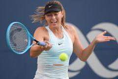 Шарапова проиграла в первом круге турнира в Торонто
